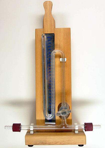 Barometer Air Raksa (Merkuri)