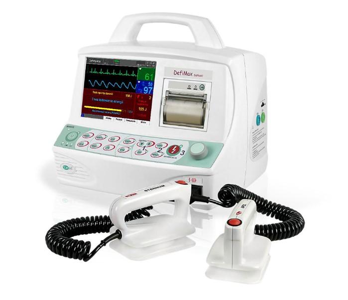 Defibrillator - Alat Pacu Jantung