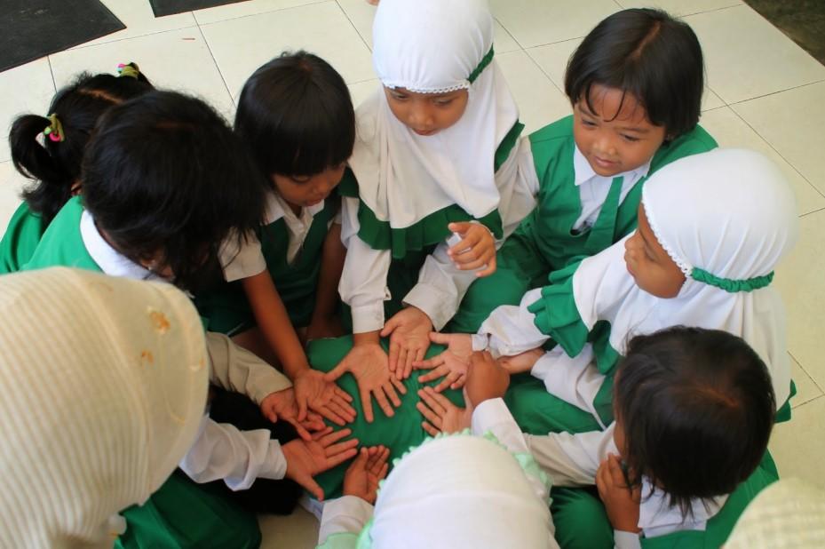 Permainan Cublak-cublak Suweng
