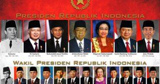 Presiden dan Wakil Presiden Republik Indonesia