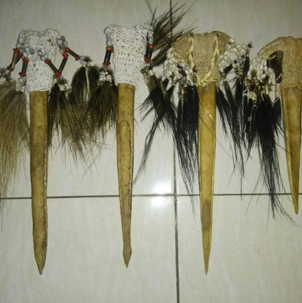 Senjata Tradisional Maluku Utara