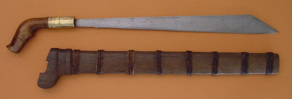 Senjata Tradisional Nusa Tenggara Timur (Sundu)