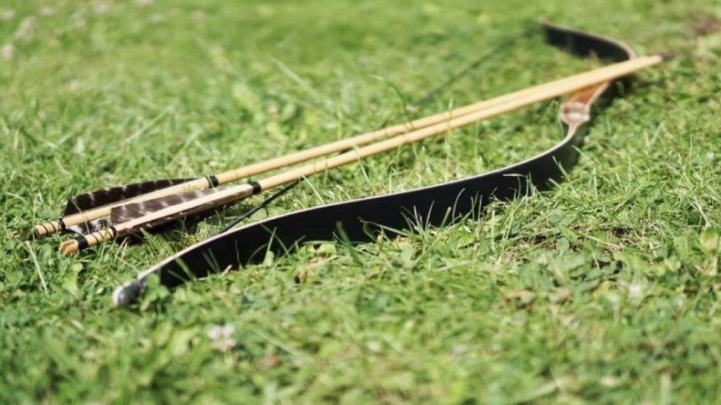 panah tradisional papua