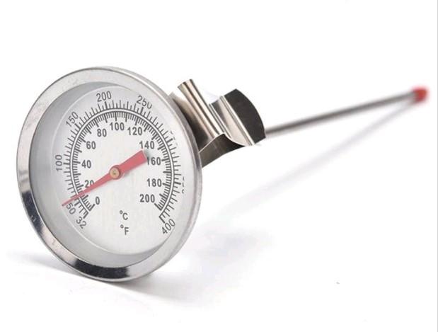 Termometer Bimetal