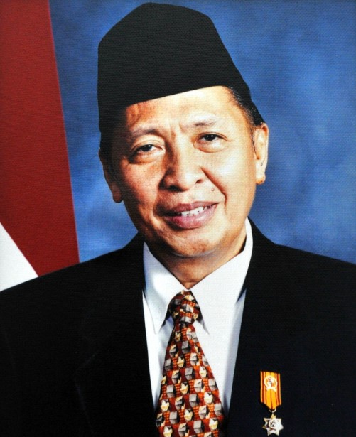 Wakil Presiden Hamzah Haz