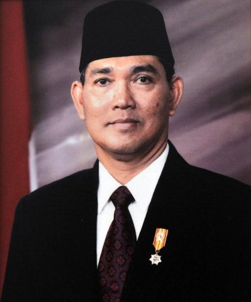 Wakil Presiden Jendral (Purn) Try Sutrisno