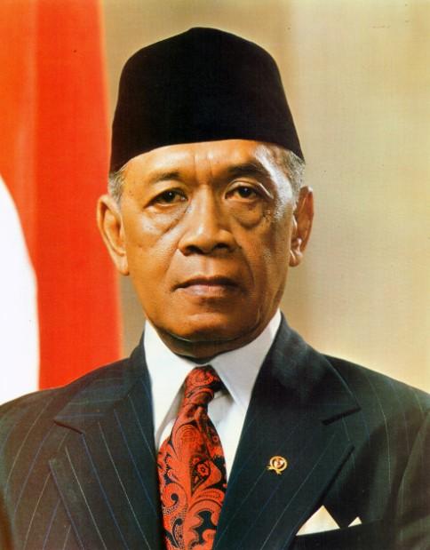 Wakil Presiden Sri Sultan Hamengku Buwono IX