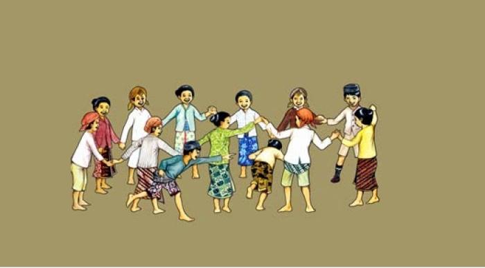 30 Permainan Tradisional Indonesia Jenis Asal Gambar Permainan Tradisional The Book