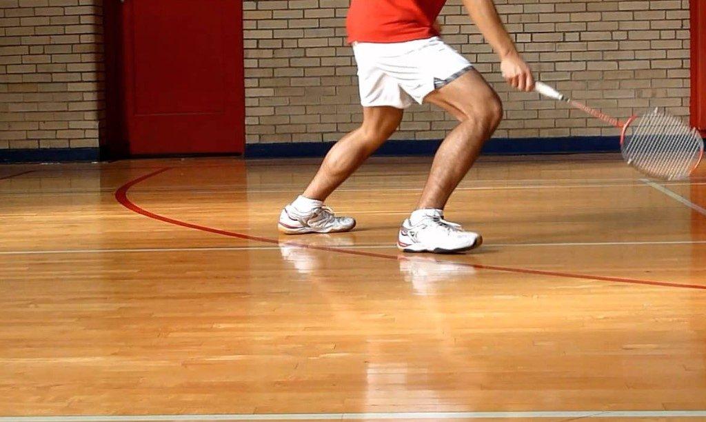 Kerja kaki (footwork)