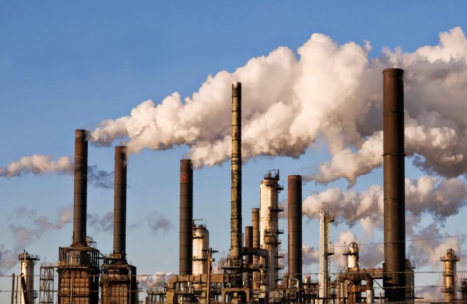Penyebab pemanasan global