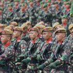 23+ Urutan Pangkat TNI AD, AL, AU dan Tanda Kepangkatannya