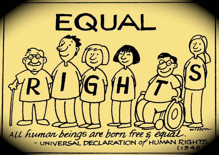 Ciri Hak Asasi Manusia