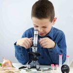 15+ Bagian Bagian Mikroskop dan Fungsinya + Gambar Mikroskop