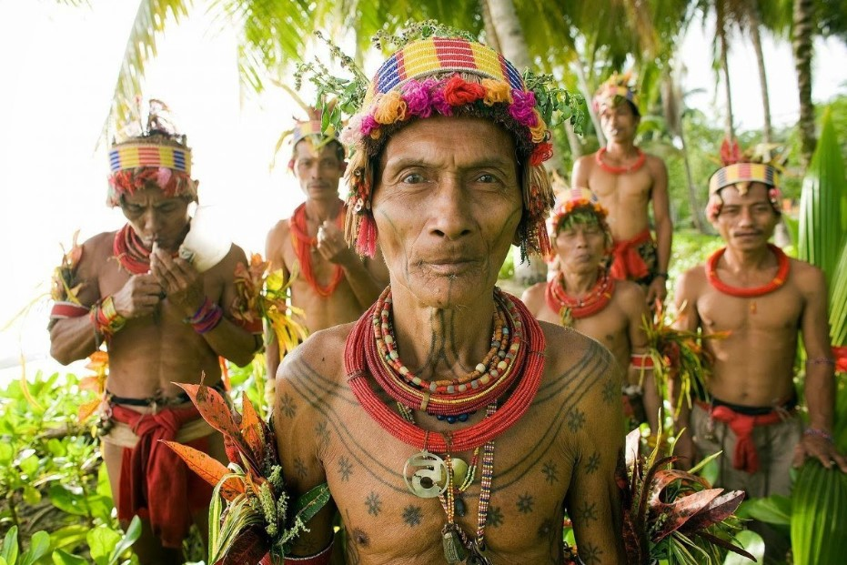 suku indonesia
