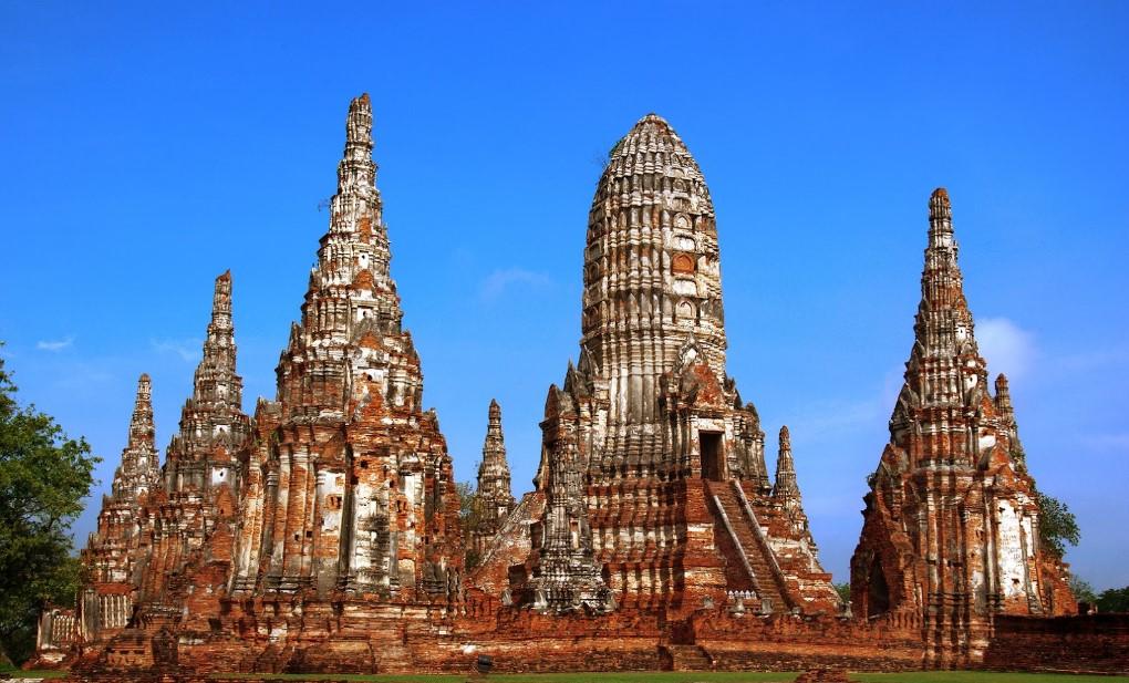 Sejarah Singkat Thailand