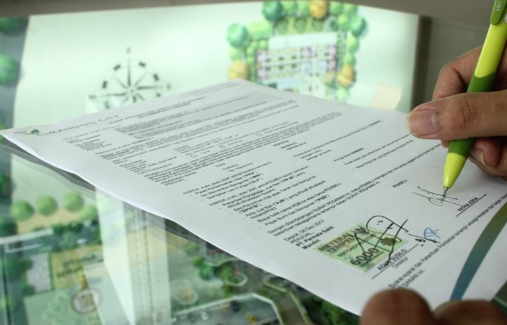 13 Contoh Surat Resmi Dinas Perusahaan Sekolah Pemerintahan The Book