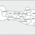 PETA PULAU JAWA : Lengkap Jawa Tengah, Barat, Timur, Banten & DKI Jakarta