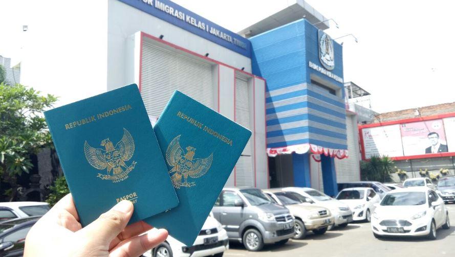 surat rekomendasi membuat paspor